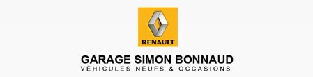 Garage Renault Simon Bonnaud Libourne
